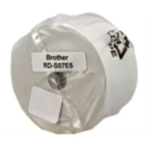 Brother label papir RDS07E5