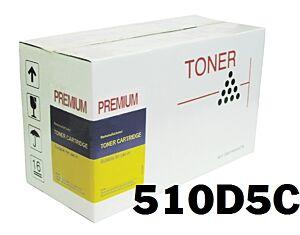 Samsung CLP-510D5C Cyan Toner Kompatibel