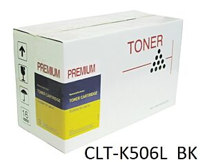Samsung CLT-K506L toner Sort Kompatibel