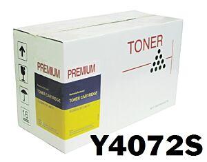 Samsung Gul Toner CLT-Y4072S Kompatibel