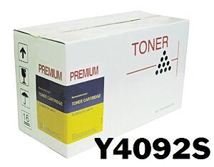 Samsung CLT-Y4092S Gul Toner Kompatibel