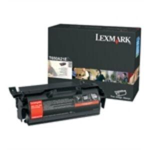 Lexmark T650A21E Black Lasertoner Original