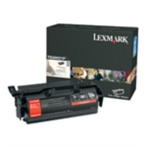 Lexmark T650H80G Sort Lasertoner Original