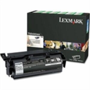 Lexmark T654X80G Sort toner Original