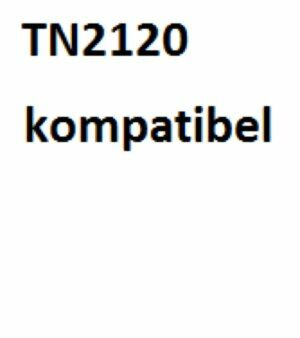 Brother TN2120 Toner Kompatibel