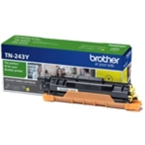 Brother TN243Y Yellow Toner Original