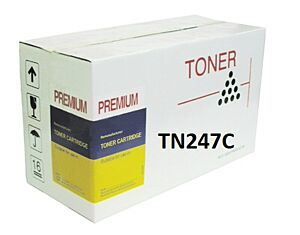 Brother TN247C Cyan Toner Kompatibel