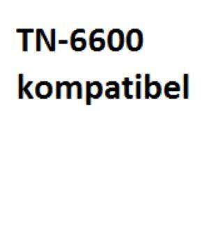 Brother TN6600 Toner Kompatibel