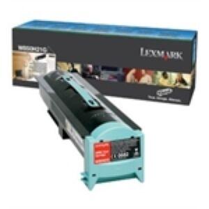 Lexmark W850H21G Sort Lasertoner Original