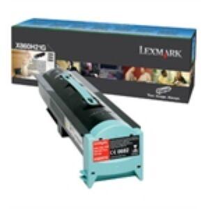 Lexmark X860H21G Sort Lasertoner Original