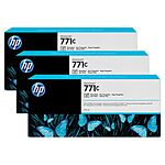 HP 771C Photo Black 3 pak. Original