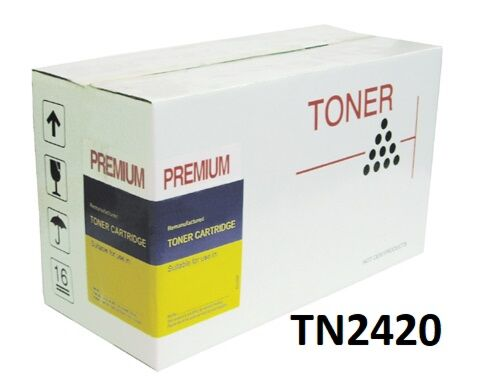 Brother TN2420 Lasertoner Kompatibel