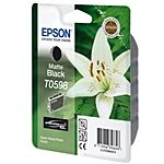 Epson T059840 Matte Sort Printerpatron Original