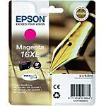 Epson 16XL Magenta Printerpatron No.16XL Original