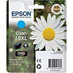 Epson 18 XL Cyan Printerpatron No.18XL Original
