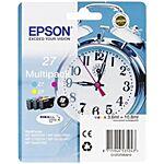 Epson No.27 Multi Pack C/M/Y Original