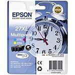 Epson 27XL Value Pack CMY Original