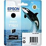 Epson T7601 Foto Sort Original