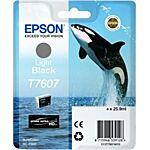 Epson T7607 Lys sort Original