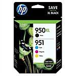 HP Sampak 950XL / 951 XL C2P43AE Original