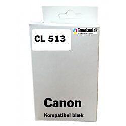 Canon 513 CMY Blækpatron CL-513 kompatibel