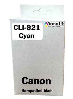 Canon CLI 821 Cyan kompatibel