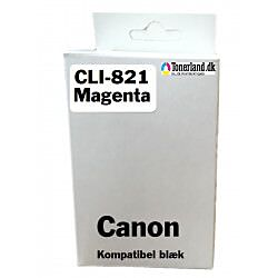 Canon CLI 821 Magenta kompatibel
