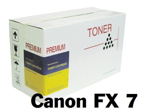 Canon FX7 Sort toner Kompatibel