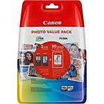 Canon PG-540XL & CL-541XL Multipack + Paper