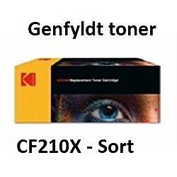 CF210X Sort Genbrug-Miljøvenligt
