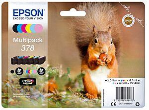 Epson 378 Value Pack Original