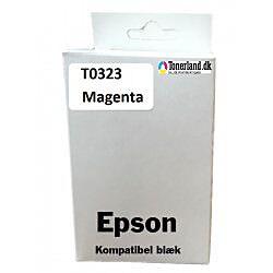 Epson T0323 Magenta Blæk kompatibel