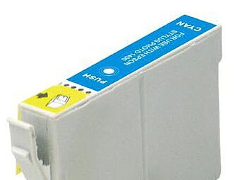 Epson T1292 Cyan Blækpatron Kompatibel