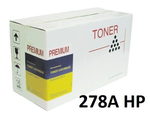 HP 278A Toner sort Kompatibel