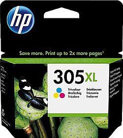 HP 305XL Color Printerpatron Original