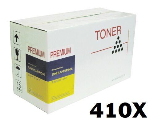 HP CE410X Sort Toner Kompatibel