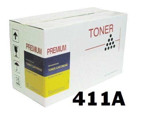 HP CE411A toner 305A Cyan Kompatibel