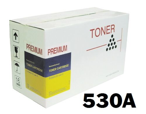HP CC530A Sort Toner Kompatibel