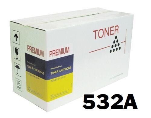 HP 532A Gul Toner Kompatibel