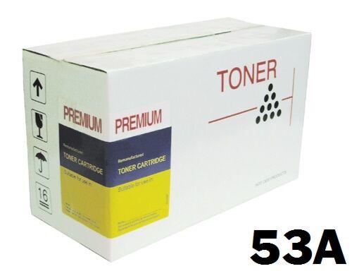 HP Q7553A Toner 53A Kompatibel