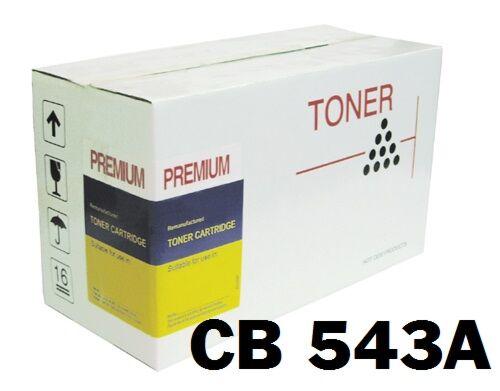 HP CB543A Magenta Toner Kompatibel