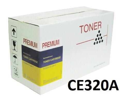 HP CE320A 128A Sort Kompatibel