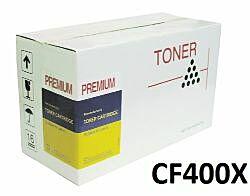 HP CF 400X toner kompatibel