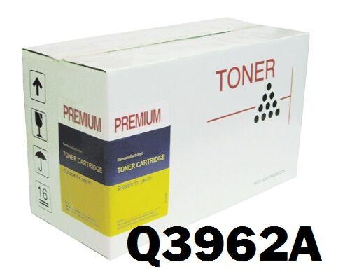 HP Q3962A 122A Gul Toner Kompatibel
