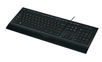 Logitech K280e Corded Keyboard K280E