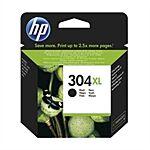 HP 304XL Sort Printerpatron No.304XL Original