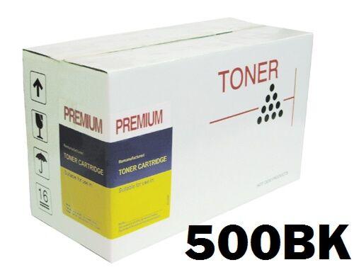 Samsung CLP-500D7K Sort Lasertoner Kompatibel