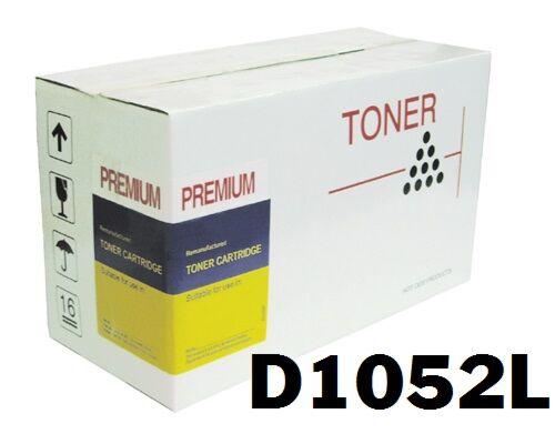 Samsung MLT-D1052S Sort Toner kompatibel