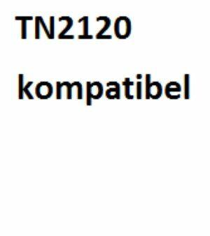 Brother TN2120 Toner Kompatibel